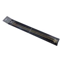 40cm ADDI-LANG plastové rovné jehlice