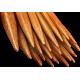 10cm Dřevěné Zkrácené Výměnné kruhové jehlice ChiaoGoo Spin