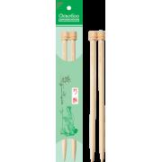 ChiaoGoo  Natural rovné jehlice 23cm