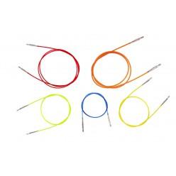 KnitPro Barevné výměnné lanko