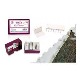 KnitPro Vypínací bloky špendlíků