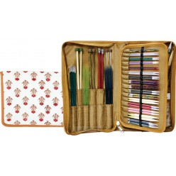 KnitPro ETERNITY Assorted Needles Case -Pouzdro