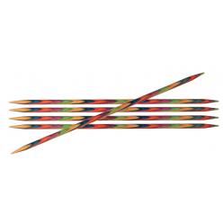 KnitPro Symfonie Ponožkové jehlice 10cm