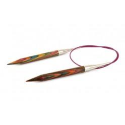 KnitPro SYMFONIE Pevné kruhové jehlice 120cm