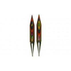 KnitPro SYMFONIE Special - Zkrácené Výměnné kruhové jehlice