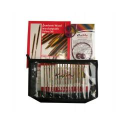 Předobjednávka KnitPro Symfonie Deluxe výměnné kruhové jehlice - sada