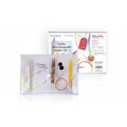 KnitPro Comby sada výměnných kruhových jehlic Sampler Set - I