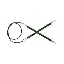 KnitPro Symfonie pevné kruhové jehlice 120cm (Swivel Mechanism)