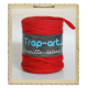 Trap Art T-Shirt Bavlna Příze   TrapArt Barva: Rojo piqué
