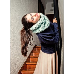Downtown Snood natural