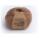 We Are Knitters The Cotton   WAK barva: Golden brown